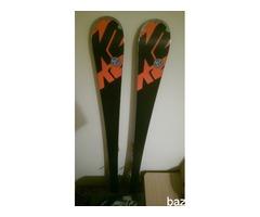 Lyze K2 AMP Bolt 186cm