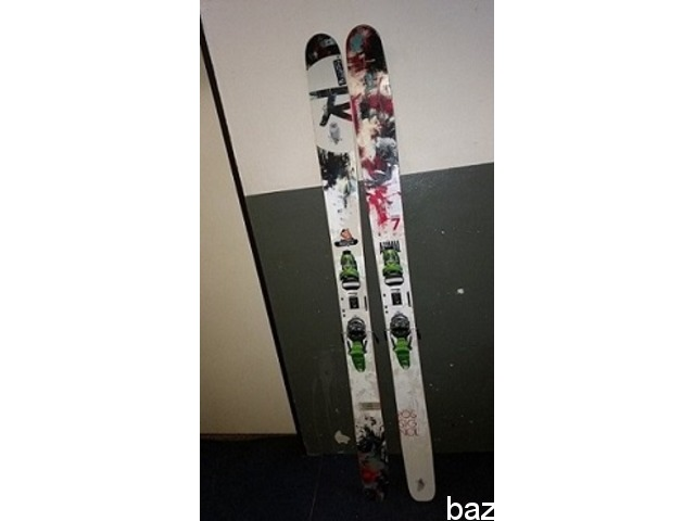 Rossignol Squad 7 2013 a Look Pivot 18 2014