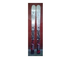 Skialp Freeride Backcountry lyze set